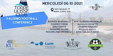 Torre Ulisse Club - Palermo Football Conference biglietti