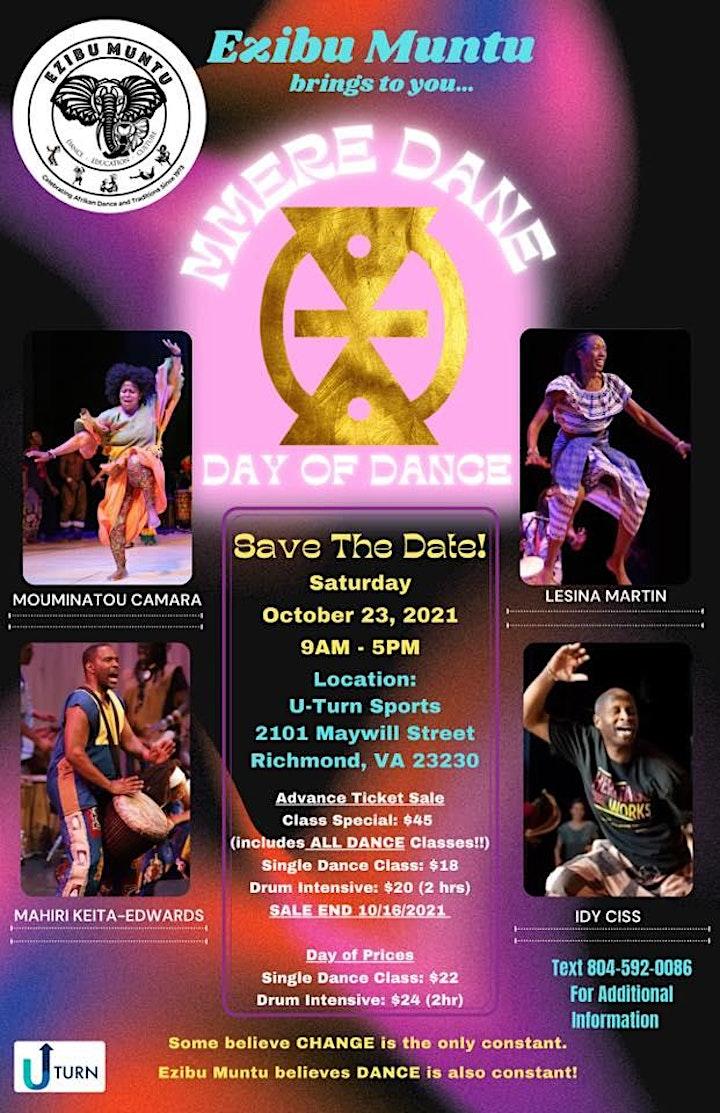Ezibu Muntu Day of Dance 2021 image