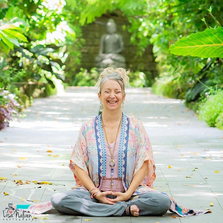 "Global Online ""Pocket Of Peace"" Meditation for International Day of Peace image"