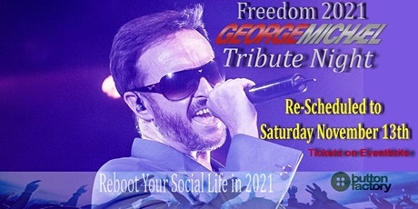 Freedom 2021 George Michael Tribute tickets