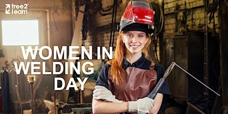 Women in Welding Day tickets