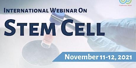 Global Webinar On Stem Cell tickets