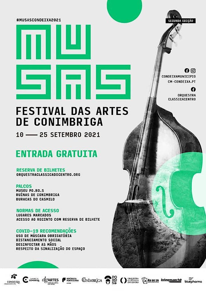 imagem Musas -  Concerto TEMPUS