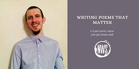 Writing Poems That Matter tickets