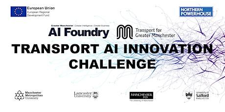 Transport AI Innovation Challenge tickets
