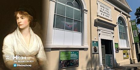 TALK: Mary Wollstonecraft and Newington Green & Hackney Society AGM tickets