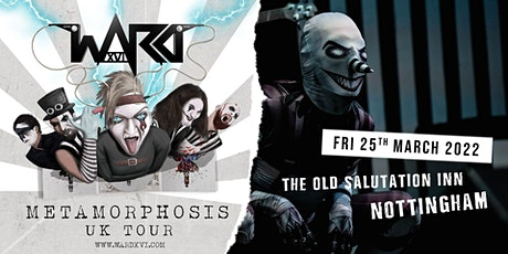 Metamorphosis Tour; The Old Salutation-Nottingham tickets