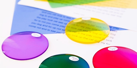 Colour in the prevention of visual discomfort - latest research tickets