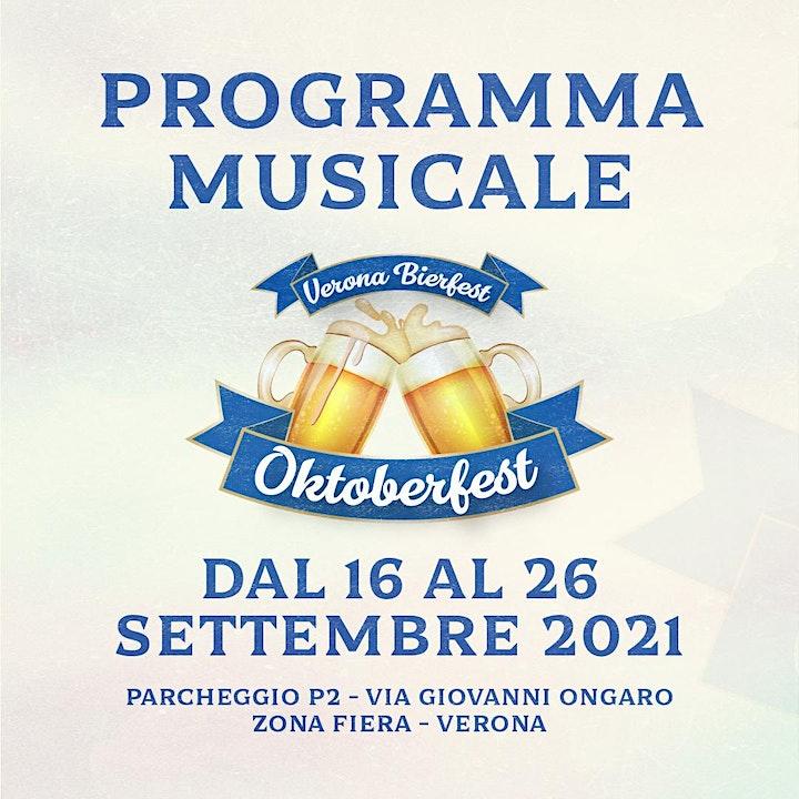 Immagine • Verona Oktoberfest 2021 • (Ingresso libero)