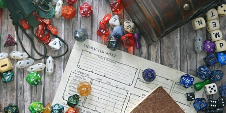 DnD Introductory Session 4 (Ages 13-17) - The witch in the swamp! tickets