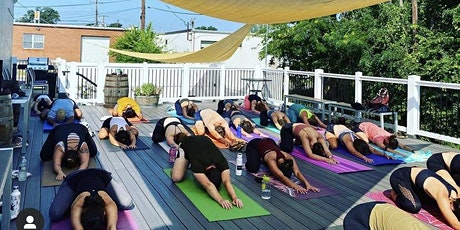 YogaSix Pop Up at Tabol Brewing tickets