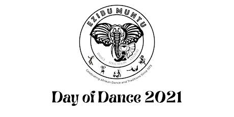 Ezibu Muntu Day of Dance 2021 tickets