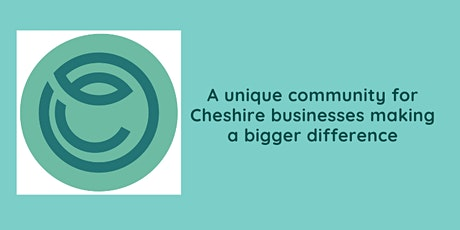 Cheshire for Good October meeting tickets