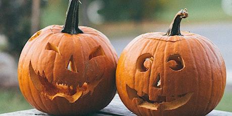 Halloween Pumpkin Carving Family Fun tickets