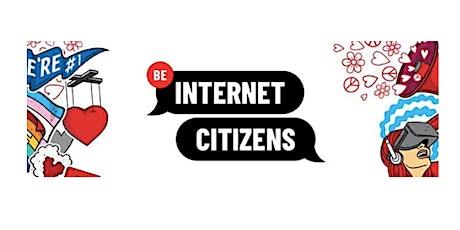 Be Internet Citizens - Train the Teacher Webinar tickets
