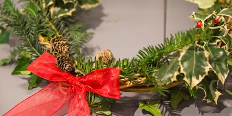 Wreath Making at Ilam Park tickets