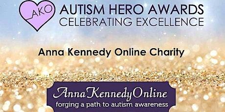 Autism Hero Awards 2021 tickets