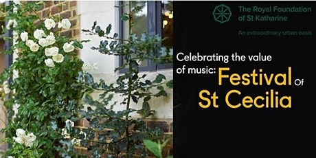 Stay at St Katharine and Festival of St Cecilia tickets