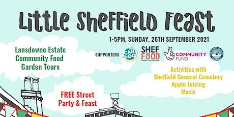 Regather - Little Sheffield Feast tickets