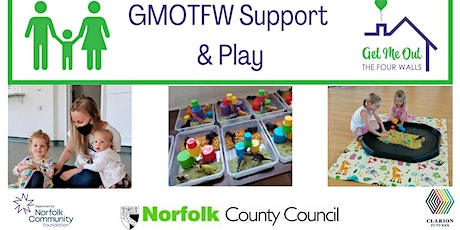 GMOTFW Support & Play - DISS tickets