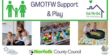 GMOTFW Support & Play - THETFORD tickets