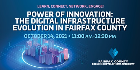 Power of Innovation: The Digital Infrastructure Evolution in Fairfax County tickets