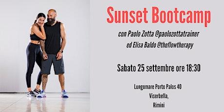 Sunset Bootcamp  - con Paolo Zotta & Elisa Baldo biglietti
