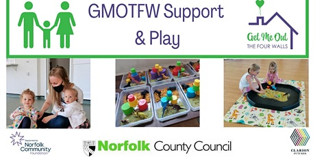 GMOTFW Support & Play - NECTON COMMUNITY CENTRE tickets