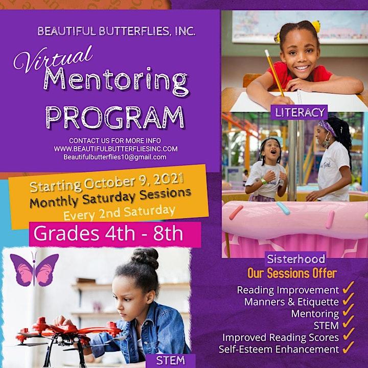 Ambitious Girls Mentoring image