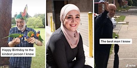 Bridging the divide with social media: TikTok stars Rawah & Mohamad Arja tickets