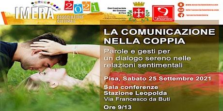 LA COMUNICAZIONE NELLA COPPIA - Parole e gesti per un dialogo sereno biglietti