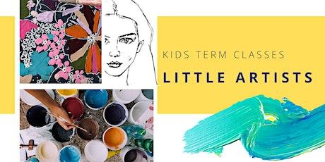 Little Artists // Kids Term Classes tickets