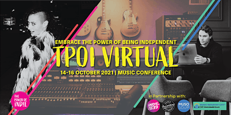 TPOI Virtual » Music Conference tickets