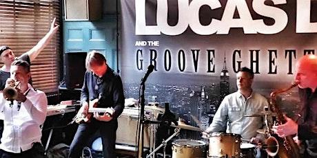 Lucas D & the Groove Ghetto – Acid Jazz & Funk Classics tickets