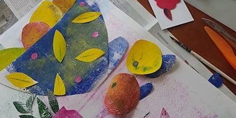 Still lifes: a collage and print workshop for adults with Proseprints tickets