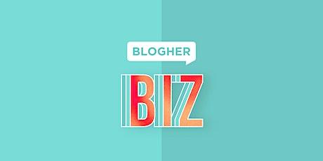 BlogHer Biz tickets