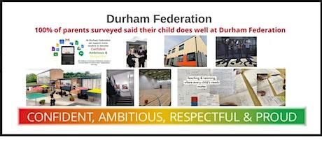 Durham Federation Open Evening tickets