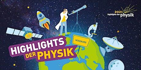 Physik-Arena: GRAVITATIONSWELLEN - NEUIGKEITEN AUS DEM UNIVERSUM Tickets