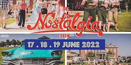The Nostalgia Show tickets