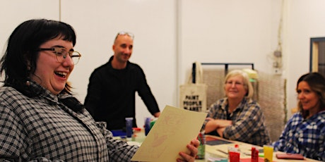 Introduction to Linocut Printmaking workshop tickets