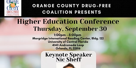 Higher Education Conference, Featuring Nic Sheff tickets