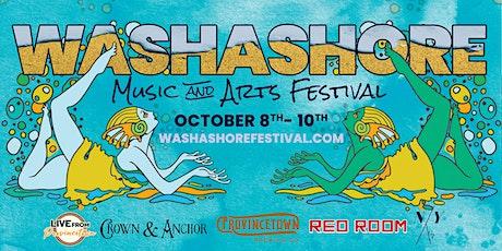 WASHASHORE MUSIC & ARTS FESTIVAL tickets