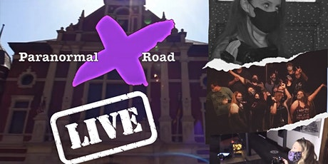 Paranormal X Road LIVE Show & Spirit Communication Experience tickets