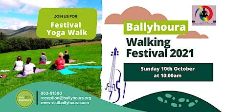 Festival Yoga Walk - Ballyhoura Walking Festival 2021 tickets