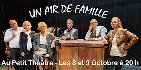 UN AIR DE FAMILLE billets