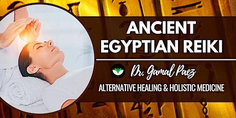 ANCIENT EGYPTIAN REIKI HEALING tickets