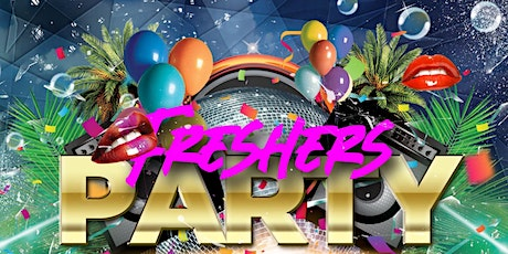FRESHER PARTY HOSTED BY ACS tickets