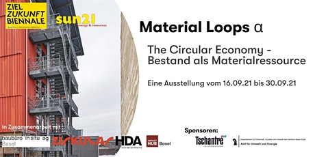 Material Loops Exhibition Tickets