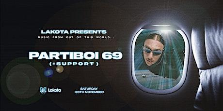 Lakota Presents: Partiboi69 tickets