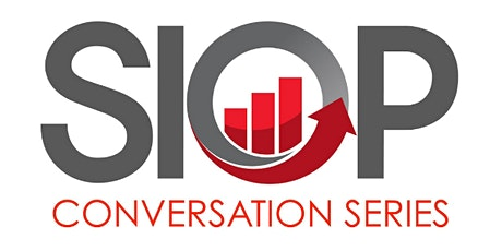SIOP Conversation Series: André Martin, Ph.D. tickets